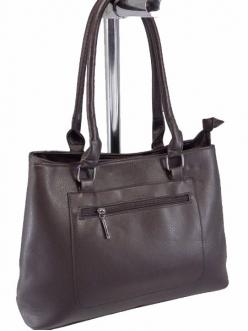 Женская сумка, цвет 14711 Коричневая купить недорого