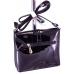 Женская сумка, цвет 1543 Черный ЛАК купить недорого