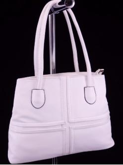 Женская сумка, цвет 2040 Белый купить недорого