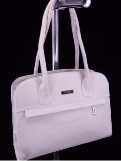 Женская сумка, цвет 2044 Светло Серый купить недорого