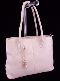 Женская сумка, цвет 2052 Бежевый купить недорого