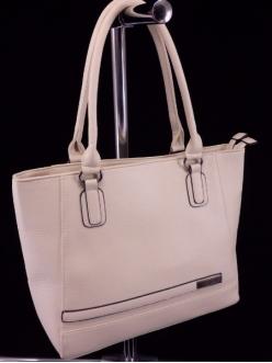 Жіноча сумка, колір 2110 Молочна купити недорого