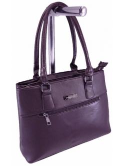 Женская сумка, цвет 2149 Коричневая купить недорого