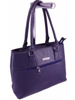 Женская сумка, цвет 2149 Темно Синяя купить недорого