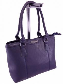 Женская сумка, цвет 4111 Темно Синяя купить недорого