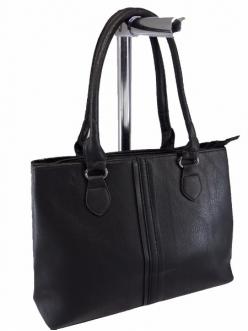 Женская сумка, цвет 4911 Черная купить недорого