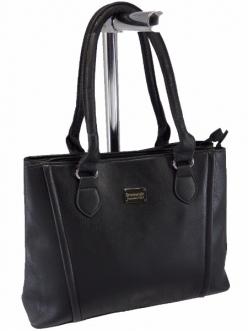Женская сумка, цвет 4922 Черная купить недорого