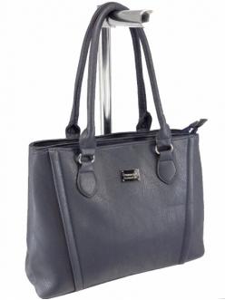 Женская сумка, цвет 4922 Темно Синяя купить недорого