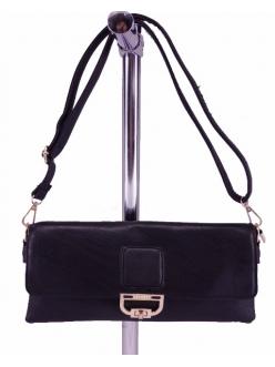 Женская сумка, цвет 63 Черный Клатч купить недорого