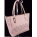 Женская сумка, цвет 644 Бежевая купить недорого