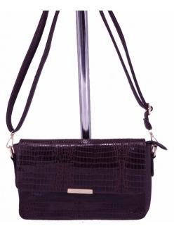 Женская сумка, цвет 65035 Кофе Клатч купить недорого