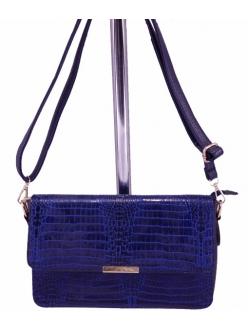 Женская сумка, цвет 65035 Темно Синий Клатч купить недорого