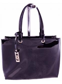 Женская сумка, цвет 70834 Черный ЛАК купить недорого