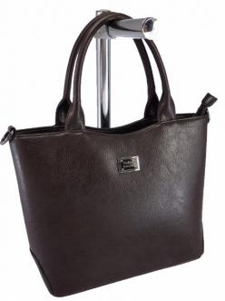 Женская сумка, цвет 70895 Коричневый купить недорого