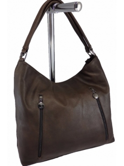 Женская сумка, цвет 70962 Коричневый купить недорого