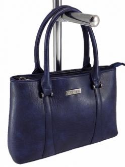 Женская сумка, цвет 71119 Темно Синяя купить недорого
