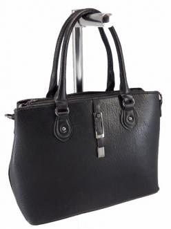 Женская сумка, цвет 71144 Черная купить недорого