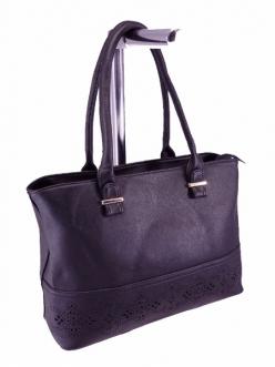 Женская сумка, цвет 8104 Черный купить недорого