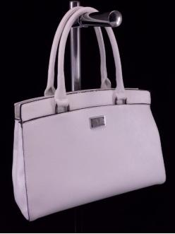 Жіноча сумка, колір 863705 Біла купити недорого