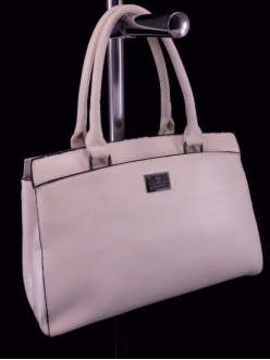 Женская сумка, цвет 863705 Молочная купить недорого