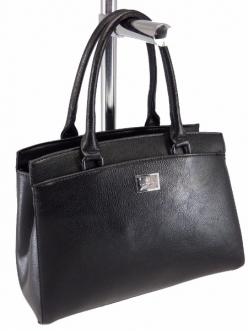 Женская сумка, цвет 863705 Черная купить недорого