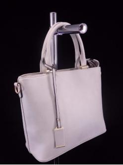 Женская сумка, цвет 88934 Светло Серый купить недорого