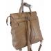 Женская сумка, цвет 89352 Светло Коричневая Сумка-Рюкзак купить недорого