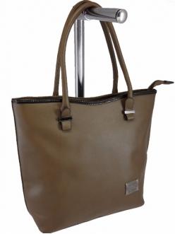 Женская сумка, цвет 89396 Хаки купить недорого