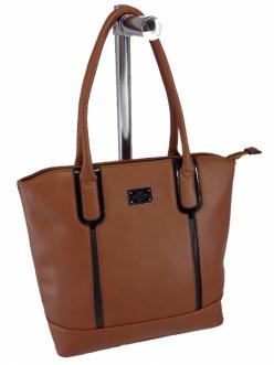 Женская сумка, цвет 89400 Терракотовая купить недорого