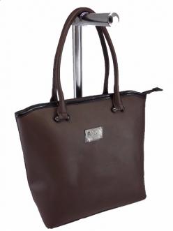 Женская сумка, цвет 89401 Коричневая купить недорого