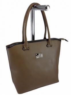 Женская сумка, цвет 89401 Хаки купить недорого