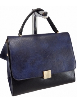 Женская сумка, цвет 89427 Синяя купить недорого