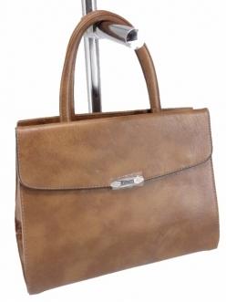 Женская сумка, цвет 89445 Светло Коричневая купить недорого