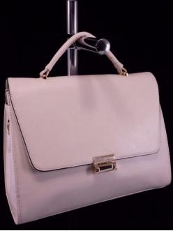 Жіноча сумка, колір 89481 Молочна купити недорого