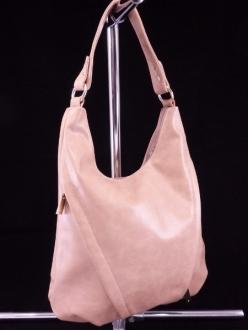 Женская сумка, цвет 89569 Темно Бежевая купить недорого