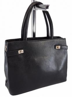 Женская сумка, цвет 89634 Черная купить недорого
