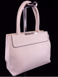 Женская сумка, цвет 89828 Бежевая купить недорого