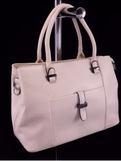 Женская сумка, цвет 89831 Светло Бежевая купить недорого
