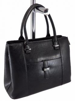 Женская сумка, цвет 89831 Черная купить недорого