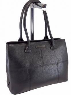 Женская сумка, цвет 89833 Черная купить недорого