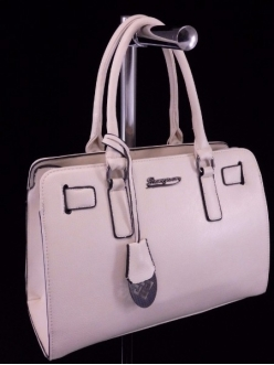 Женская сумка, цвет 89844 Молочная купить недорого