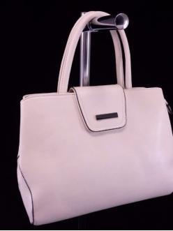 Женская сумка, цвет 89845 Молочная купить недорого