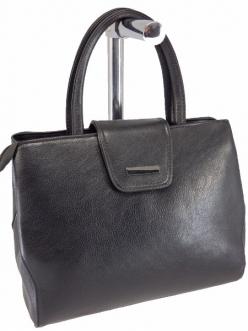 Женская сумка, цвет 89845 Черная купить недорого