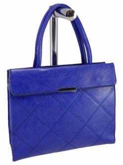 Женская сумка, цвет  89853 Синяя купить недорого