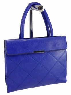 Жіноча сумка, колір  89853 Синя купити недорого