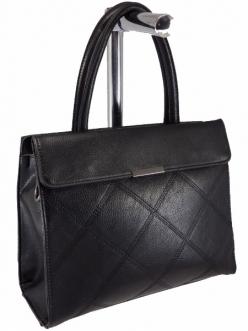 Женская сумка, цвет  89853 Черная купить недорого