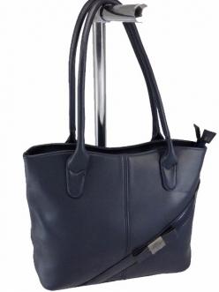 Женская сумка, цвет 9014 Темно Синяя купить недорого