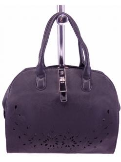 Женская сумка, цвет 98668 Черный купить недорого