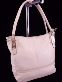 Женская сумка, цвет A-30 Бежевый купить недорого