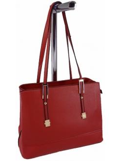 Женская сумка, цвет A-4 Красная купить недорого